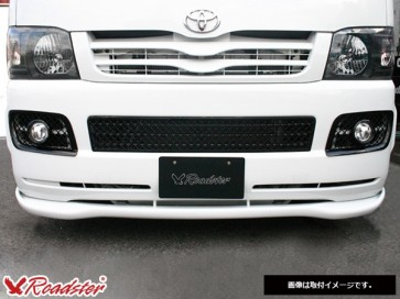 Roadster Phantom Front Lip - Wide Body (2006-2010 Shape)