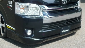 Roadster Rugger Front Lip - Wide Body (2014+ Shape)